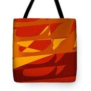 Autumm Forest Tote Bag by Laura Greco