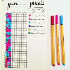 Current obsession: bullet journaling!
