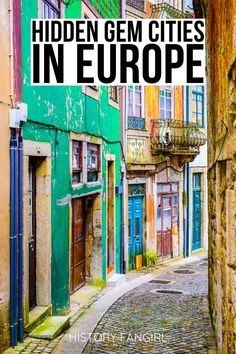 Looking to explore some underrated cities in Europe? These are all much less crowded than popular spots and make for perfect European getaways! weekend getaways in Europe | Europe weekend getaways | best places to visit in Europe | where to go in Europe | things to do in Europe | things to see in Europe | Europe off-the-beaten-path | romantic getaways in Europe | Europe travel guide | Europe vacation guide | Europe road trip ideas | travel tips for Europe | best places to go in Europe…