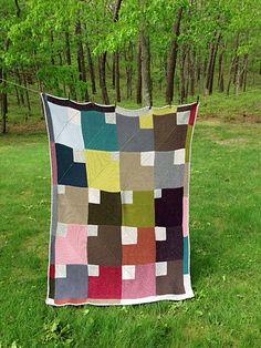 Ravelry: A Light in the Window pattern by Kay Gardiner #knit #free_pattern