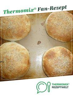 Fladen / Dönertaschen von Slava von Jagga. Ein Thermomix ® Rezept aus der Kategorie Brot & Brötchen auf www.rezeptwelt.de, der Thermomix ® Community.
