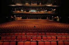 Bass Concert Hall, Austin TX.