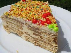 Tarta de galletas protuguesa o Bolo de bolachas Ana Sevilla con Thermomix Sweet Corner, Spanish Cuisine, Portuguese Recipes, Desert Recipes, Cake Cookies, Sweet Recipes, Tiramisu, Deserts, Bread