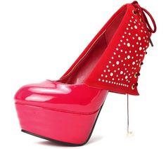 Kvoll Diamond high-heeled shoes