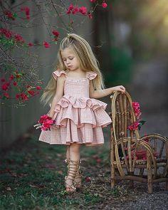 Stroll In The Park Dress - Kindermode Fashion Design For Kids, Cute Kids Fashion, Little Girl Fashion, Boy Fashion, Little Dresses, Little Girl Dresses, Little Girls, Flower Girl Dresses, Kid Dresses