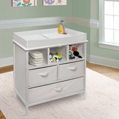 Badger Basket Estate Baby Changing Table   26001