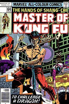 Master of Kung-Fu Paul Gulacy