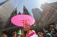 NY Easter Bonnet Parade
