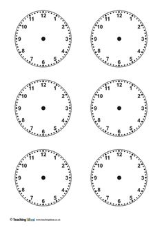 Learning Clock For Kids – Happiness is Crafting! Learning Clock, Kids Learning, Learning Spanish, Sample Of Invitation Letter, Blank Clock Faces, After School Schedule, Clock Worksheets, Clock Face Printable, Clock Template