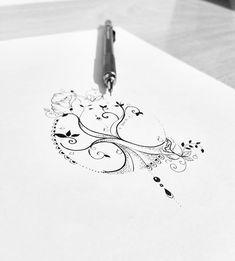 Composição da flecha montada para primeira tatuagem da cliente @tatimotab. Www.kefonascimento.com.br Mini Tattoos, Body Art Tattoos, Small Tattoos, Sleeve Tattoos, Tattoo Life, Simbolos Tattoo, Tattoos For Kids, Family Tattoos, Sister Tattoos