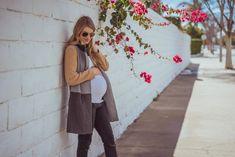 Těhotenská móda Duster Coat, Jackets, Fashion, Down Jackets, Moda, Fashion Styles, Fashion Illustrations, Jacket