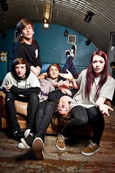 Marmozets are killer, love them so different from any other band with female lead