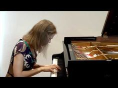 "Anna Sutyagina plays ""Lost Illusions"" by Felix Mendelssohn opus 67 no 2 ..."