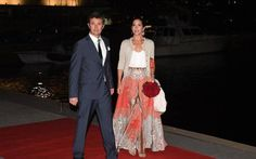 "Tesouras&Tiaras on Twitter: ""Crown Prince Frederik and Crown Princess Mary at yesterday Gala Dinner at the Iate Club do Rio de Janeiro"