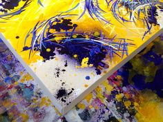 """acrylicalchemy: """"Michael Carini 