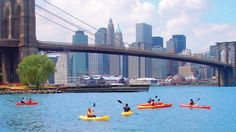 This is on my To Do List the next time I'm in New York City.  #kayak #NewYorkCity