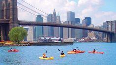 This is on my To Do List the next time I'm in New York City.  #kayak #NewYorkCity