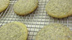 This Recipe is a State Fair Blue Ribbon winner.  This is an easy sugar cookie recipe, you don't have to roll it out, and the cookies are soft and chewy, unlike other sugar cookies. Anybody can make these.