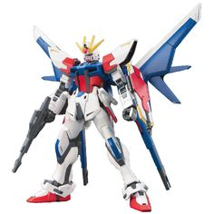 Build Strike Gundam Full Package : HG (Gundam Build Fighters) http://www.hyperionz.net/collections/high-grade/products/build-strike-gundam-full-package-hg-gundam-build-fighters