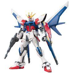 Build Strike Gundam Full Package : HG (Gundam Build Fighters) http://www.hyperionz.net/collections/high-grade/products/build-strike-gundam-full-package-hg-gundam-build-fighters