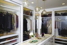 #closet Source: Lonny - www.lonny.com/photos/Closet/l-jpdKzyMm2 View entire slideshow: Amazing Closets on http://www.stylemepretty.com/collection/193/