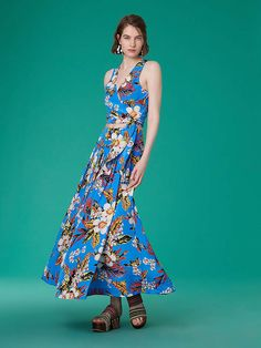 28cc866d035fe Diane Von Furstenberg Gathered Maxi Skirt Diane Von Furstenberg, Silk  Crepe, Strapless Dress,