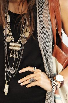 TatiTati Boho Style - #accessories #boho