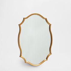 SPIEGEL MIT GOLDFARBENEM PROFIL - Dekoration - New Collection | Zara Home Deutschland