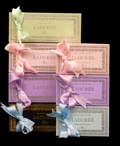 Ladurée Parisian Macaroon Boxes Palette Macaron Packaging, Pretty Packaging, Gift Packaging, Packaging Design, Macarons, Macaroon Box, Laduree Paris, French Macaroons, Marca Personal
