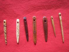 Naalbinding needles