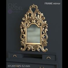Modern Furniture, 3d Printing, Frames, Interior Design, Mirror, Home Decor, Impression 3d, Nest Design, Decoration Home