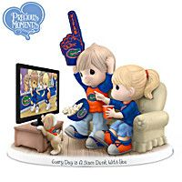 Every Day Is A Slam Dunk With You Florida Gators Figurine