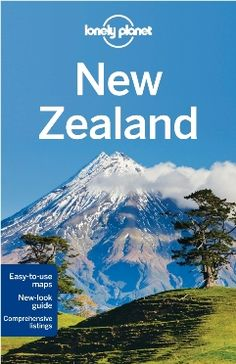 Lonely Planet New Zealand Country Guide (16th Edition)  Published September 2012 The best-selling, best-researched New Zealand guide on the market, featuring totally revised coverage of Christchurch, as well as a pull-out regional/touring sheet map, and full-colour Auckland street maps.
