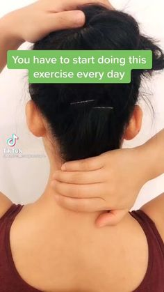 Full Body Gym Workout, Fitness Workout For Women, Reflexology Massage, Neck Massage, Facial Yoga, Facial Massage, Massage Tips, Massage Therapy, Face Yoga Exercises