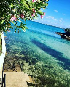 #good morning #holiday #christmas :@paclondon #bermuda #paradise #bliss #sea #blue #deep #color #swimming #potd #instalike - #wearebermuda