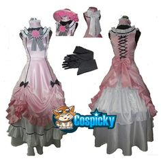 Commission Request   Black Butler - Ciel Phantomhive Cosplay Costume CP151938