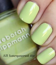 Deborah Lippmann - Almost Paradise (Footloose Collection Exclusively for HSN 2011) / AllLacqueredUp
