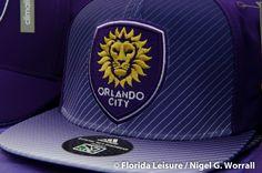 Orlando City Soccer 2015 MLS Logo Canada Soccer, City C, Orlando City, Major League Soccer, Lions, Lion