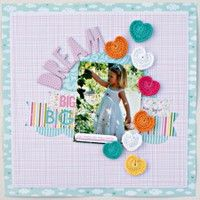 A Project by jennyevans from our Scrapbooking Gallery originally submitted 01/21/13 at 10:25 AM