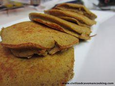 #paleo pumpkin pancakes