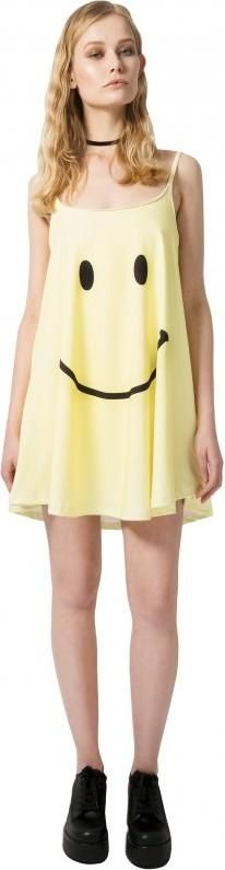 Local Heroes Smiley Dress as seen on Miley Cyrus