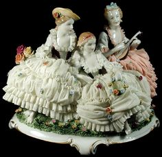 Porcelain Figurine Marks | ... porcelain now in stock unterweissbach porcelain is yet another