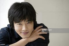 This file picture taken 24 July 2004 in Seoul shows South Korea's top film star Kwon Sang-Woo. South Korean prosecutors said 07 February 2007 they have widened their probe into threats against entertainers by crime syndicates after two former gangsters were arrested for allegedly blackmailing Kwon.