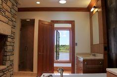 Westport, CT  Cherrywood Bathroom