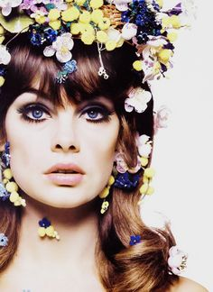 hollywoodlady:  Jean Shrimpton photographed by Bert Stern, 1960's