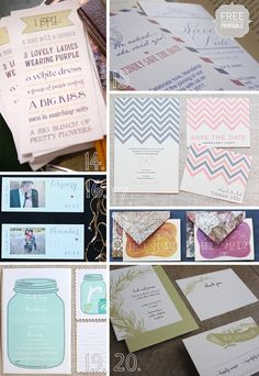 Wedding Stationery and Paper Basics http://www.silverlandjewelry.com/blog/?p=7270#