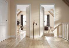 Slaapkamers en mooie vloer