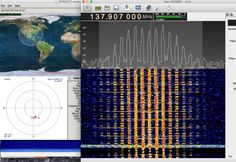 GQRX - Recording the Transmission