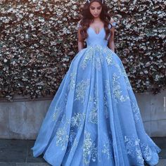 Beauty  by @saidmhamadphotography  What a beautiful dress   ---Comments below---  #picoftheday #photooftheday #photoshoot #runway #tulle #lace #sheer #blue #hautecouture #wedding #weddinginspiration #weddinggown #haute #couture #fashion #fashionista #fashionlover #dress #gown #red #style #stunning #pretty #cute #embellishment #beading #sparkle #marsendress