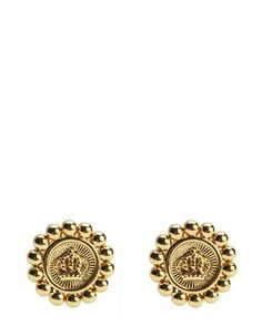 STATUS COIN STUD EARRING